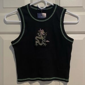 Brandy Dragon Tank